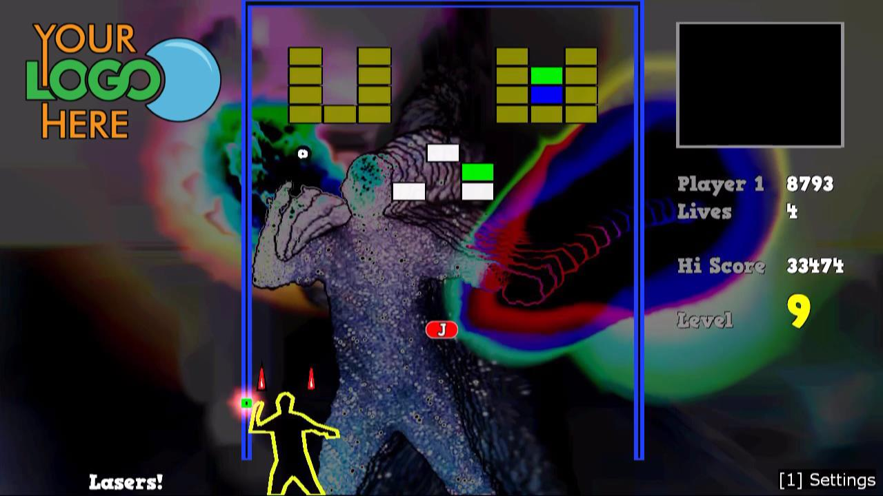 Vizikord Interactive Visuals for Mobile DJs, Bars and